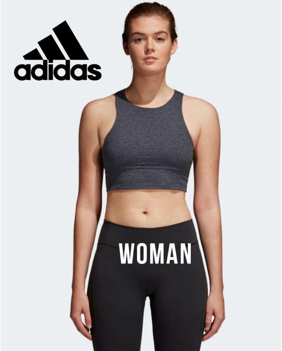 Adidas Woman Valable du 20/07/2018 au 07/10/2018