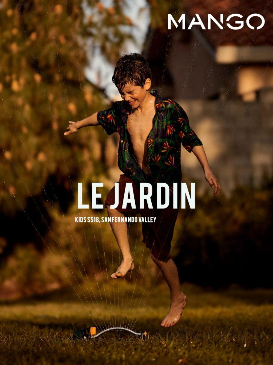 Mango Le Jardin Kids SS18 Valable du 11/06/2018 au 20/09/2018